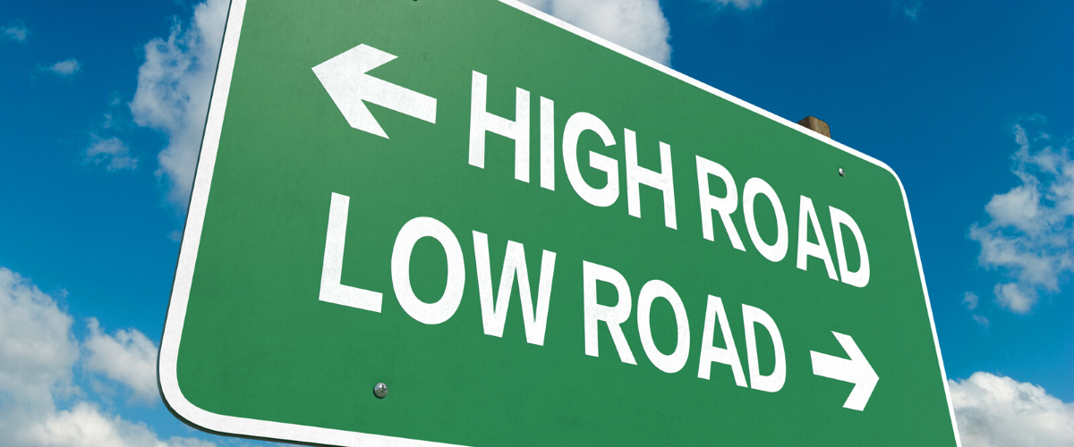 proposal rejection: how to take the high road