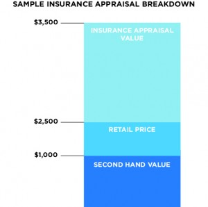 Infographic - Sample Insurance Appraisal Breakdown[4]