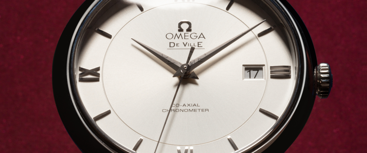 sell omega watch