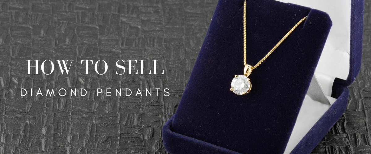 how to sell diamond pendants