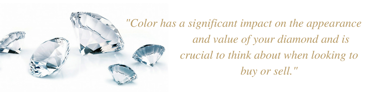 diamond color's impact on appearance and value