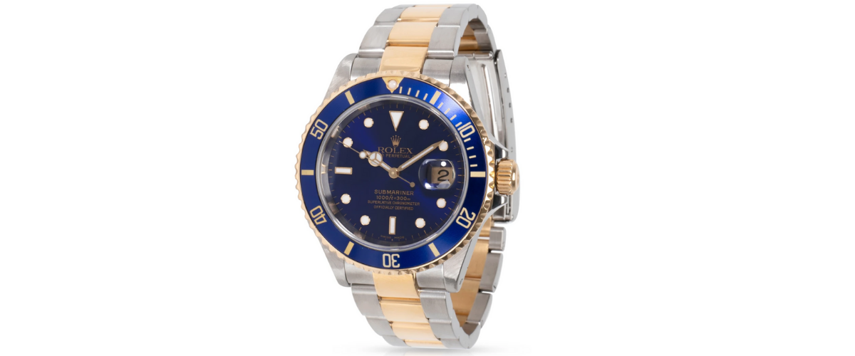 Rolex Submariner- most popular rolex watch