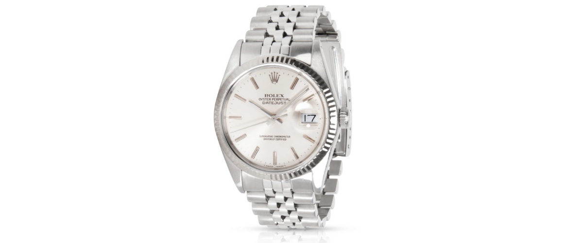 Rolex Datejust - most popular rolex watch