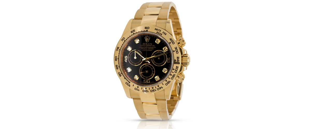 Rolex Daytona - most popular rolex watches