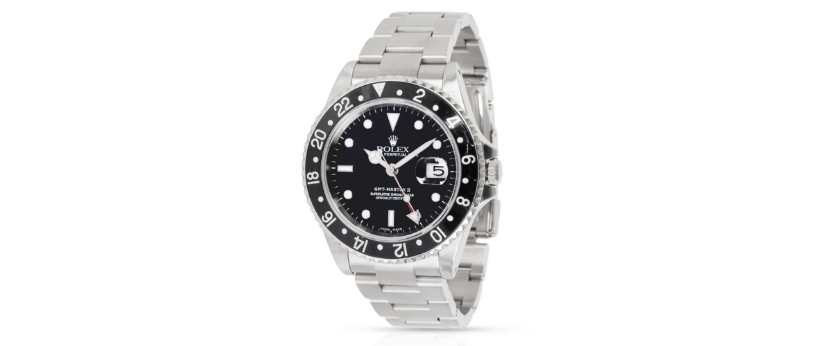 Rolex GMT- most popular rolex watches