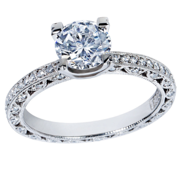 2020 valentine's day gift engagement ring