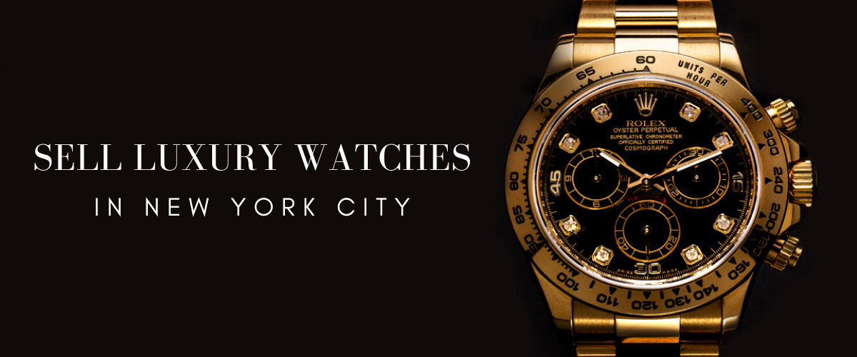 sell watches in New York
