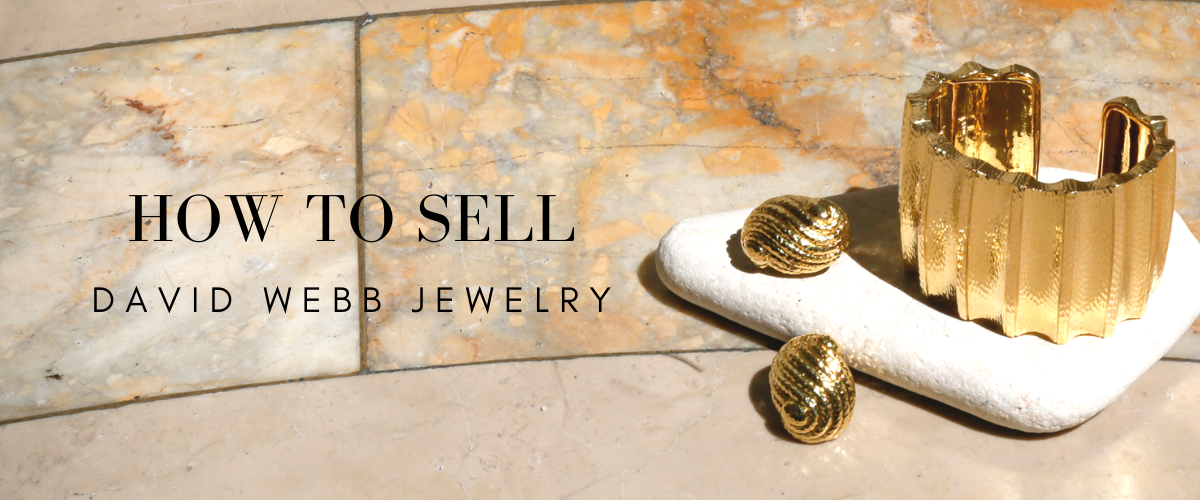 how to sell david webb jewelry