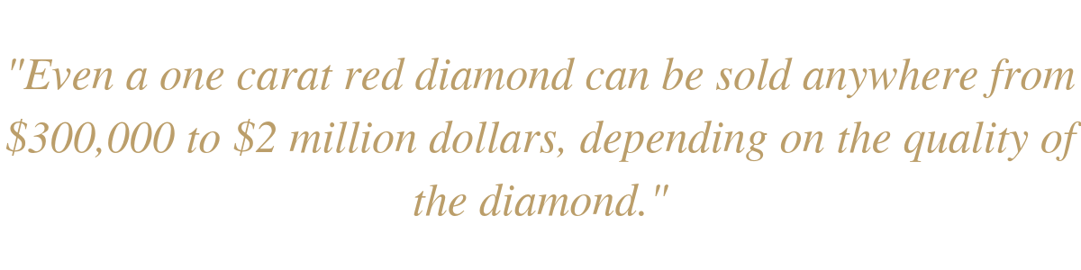 What is the Most Expensive Diamond Color