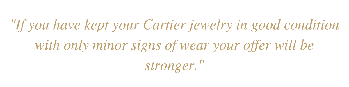 Reflection de Cartier Jewelry
