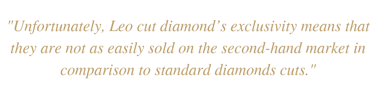 Leo Cut Diamond