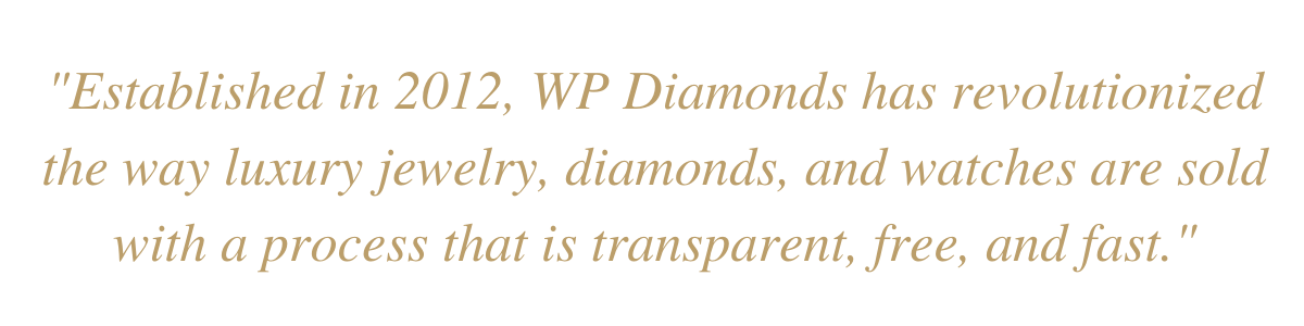 Sell your Tiffany jewelry to WP Diamonds