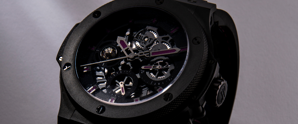 top luxury watch brands - hublot