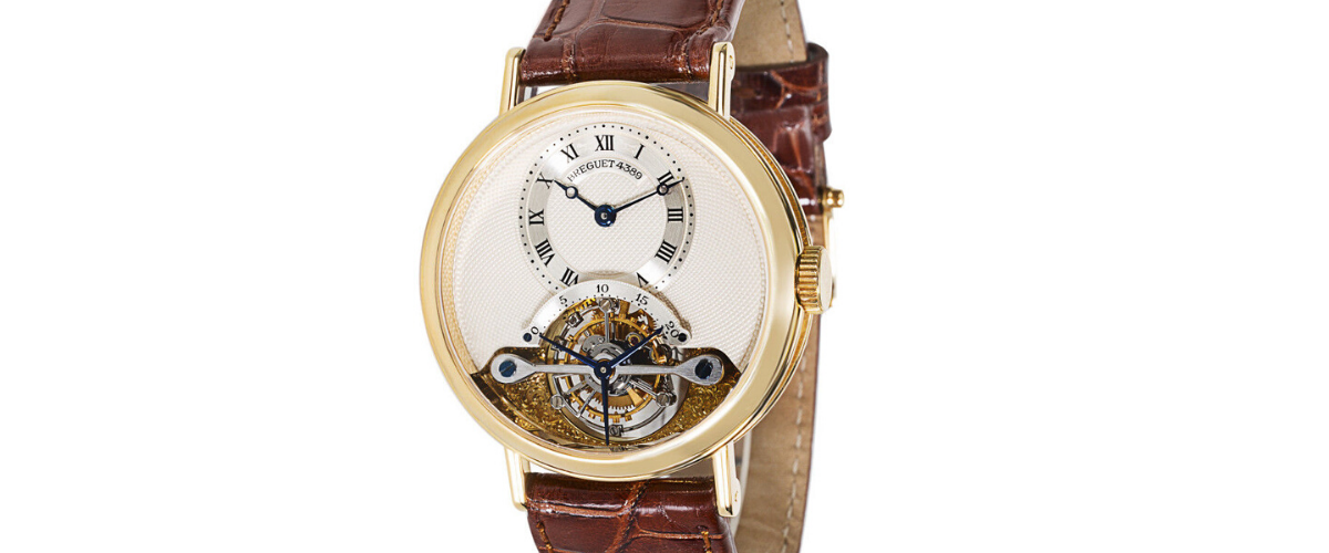 top luxury watch brands - breguet