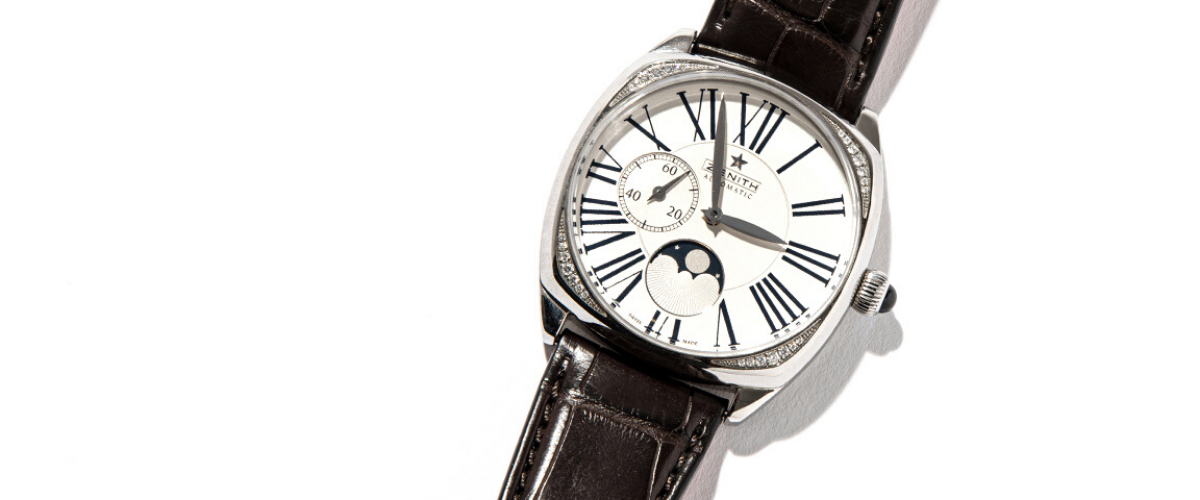 top luxury watch brand Zenith