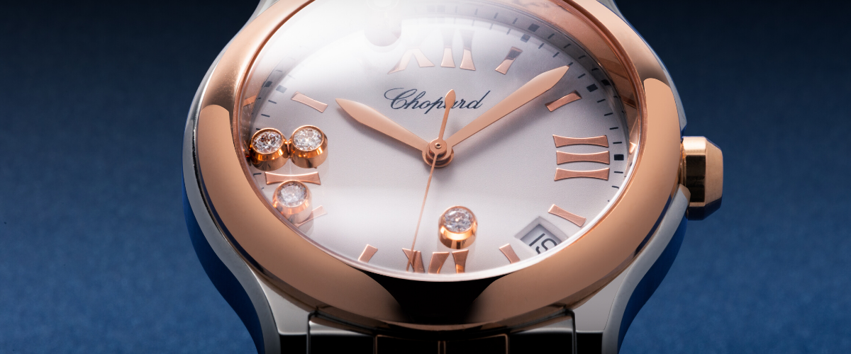 top luxury watch brands - chopard