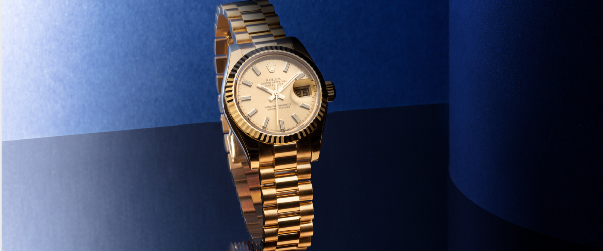 top luxury watch brands - rolex
