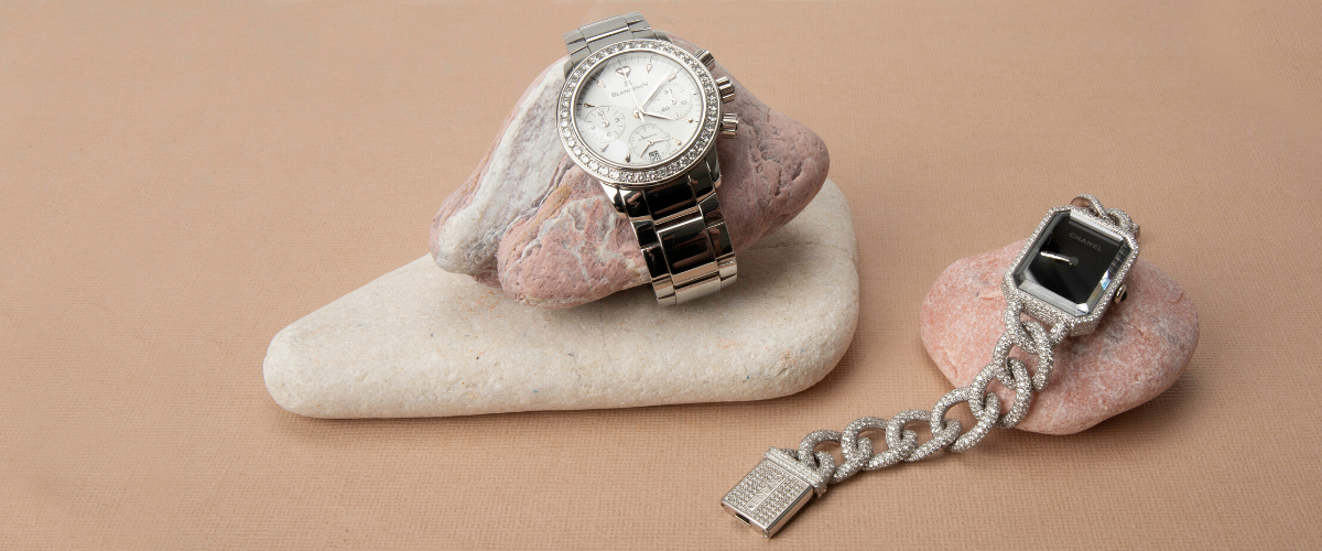 expensive women's watches