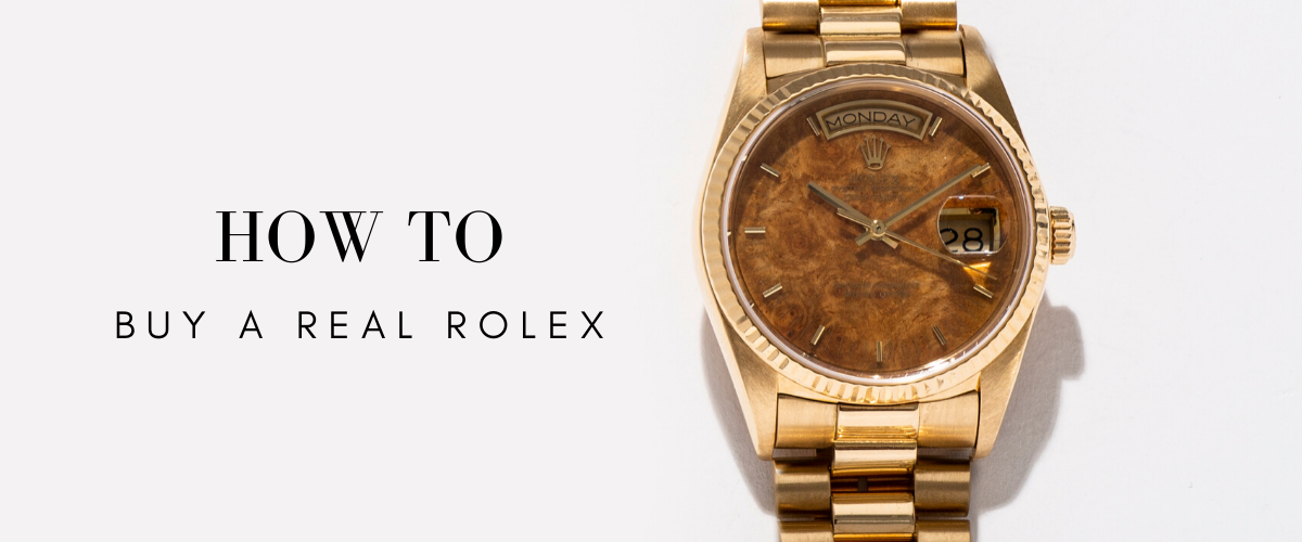 shop real rolex watches