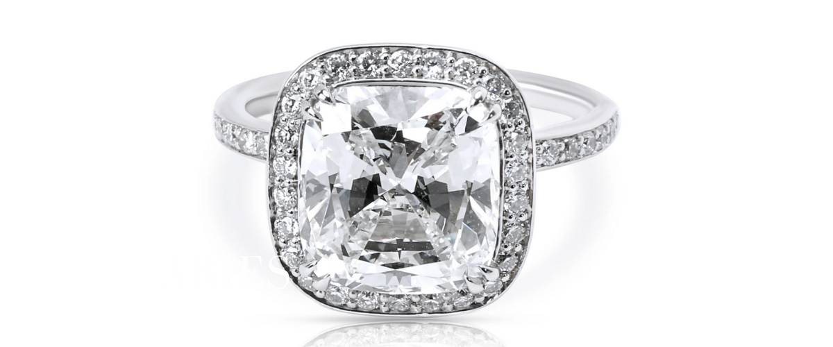best engagement ring for aries