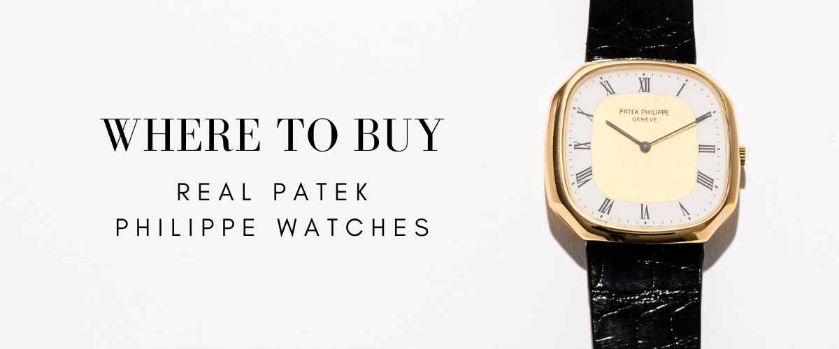 where to buy real patek watches at the best price