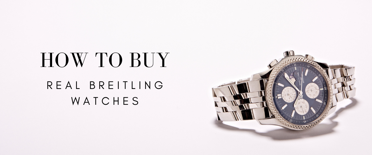 how to buy real breitling watches