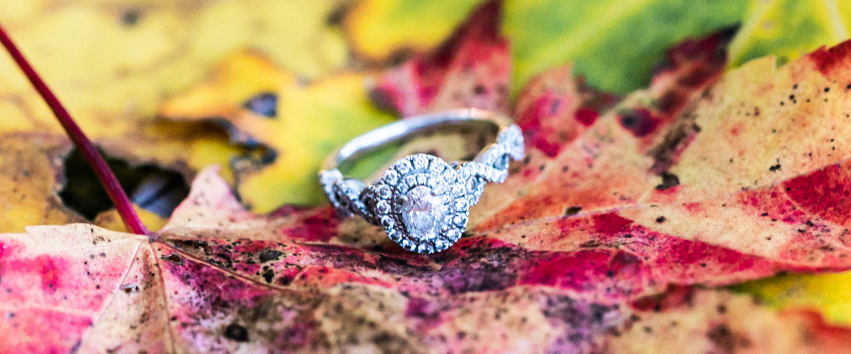 eco-friendly engagement ring