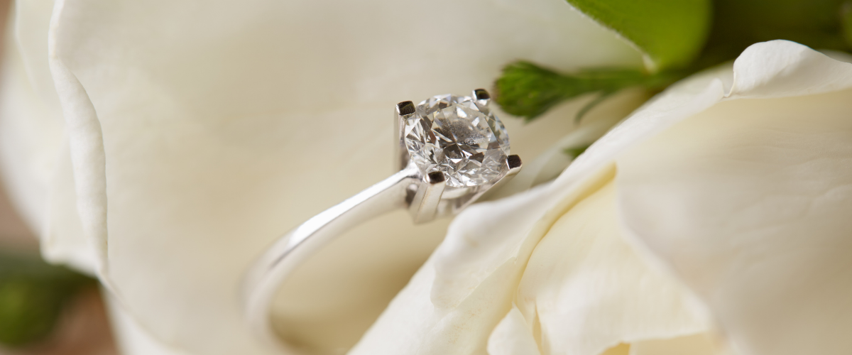 sustainable and eco-friendly diamond ring