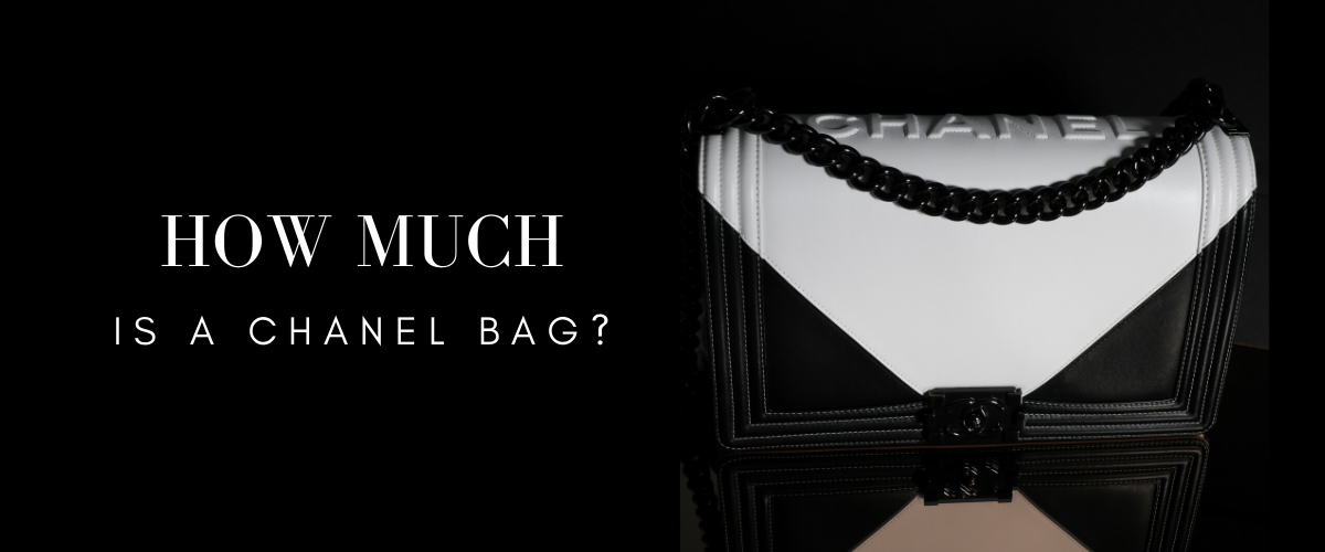 How much is a Chanel bag?
