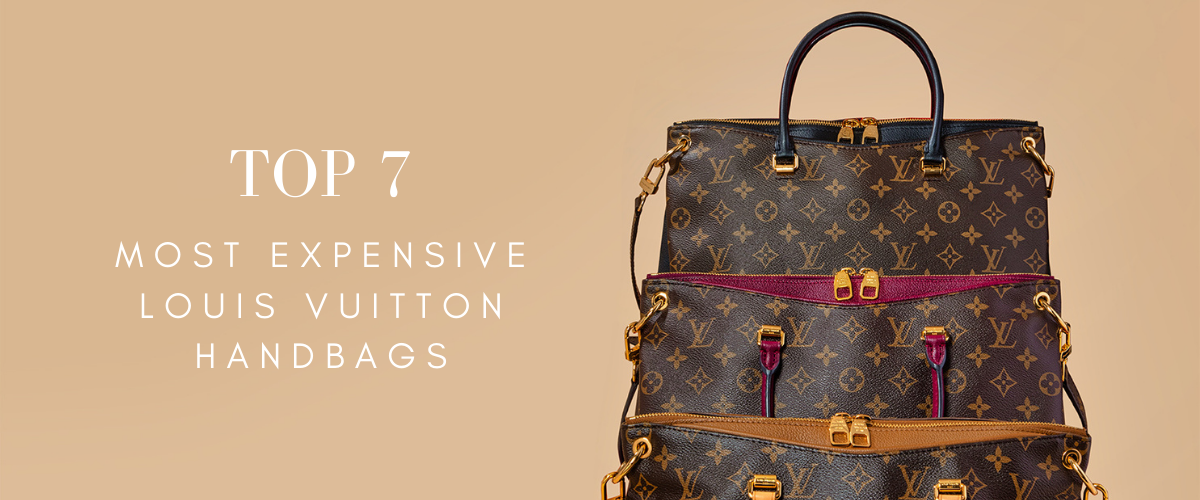 most expensive louis vuitton bags