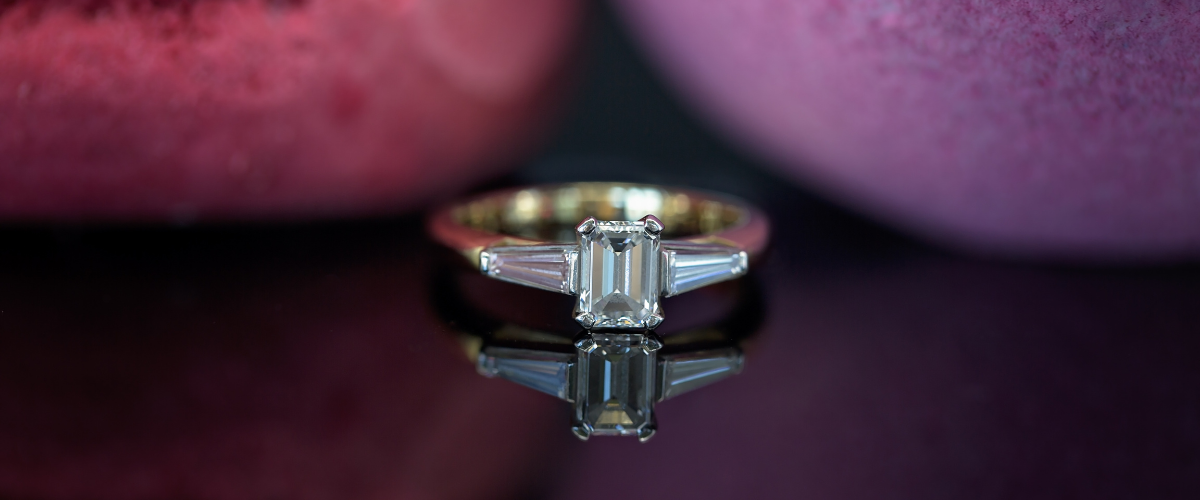 top engagement ring trends
