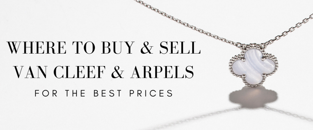 Where to buy and sell Van Cleef & Arpels Necklaces