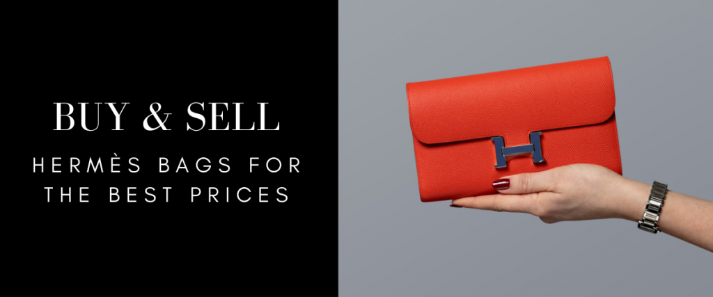 Where to buy and sell Hermès bags