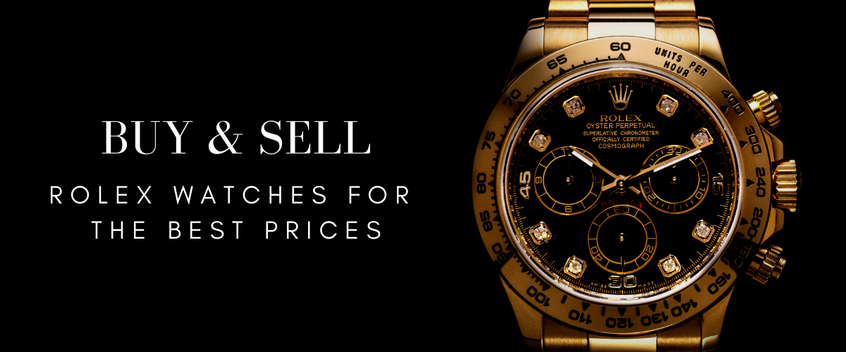 Where to buy and sell Rolex watches for the best prices