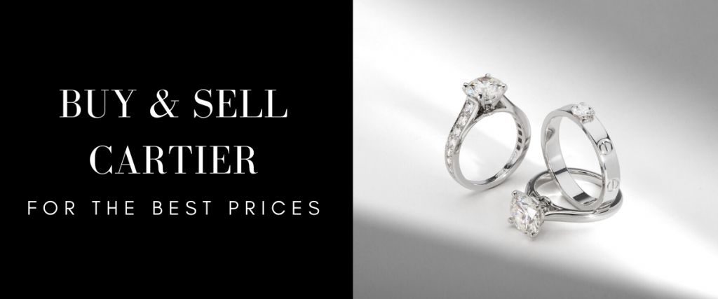 Buy and sell Cartier for the best prices