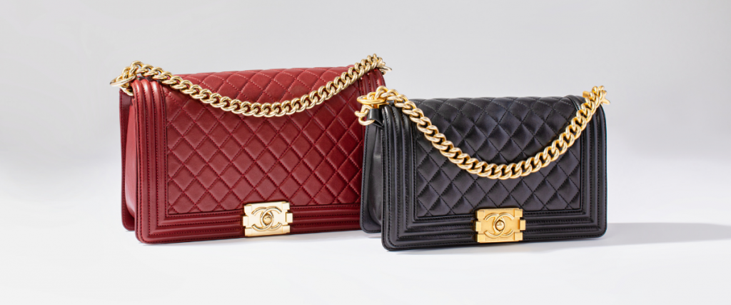 Boy Bags from Chanel