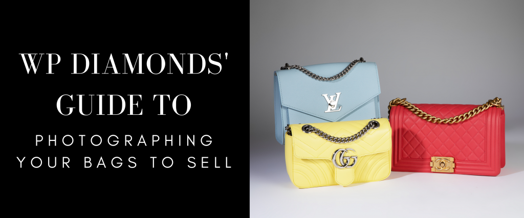 WPD's Guide to Photographing Handbags