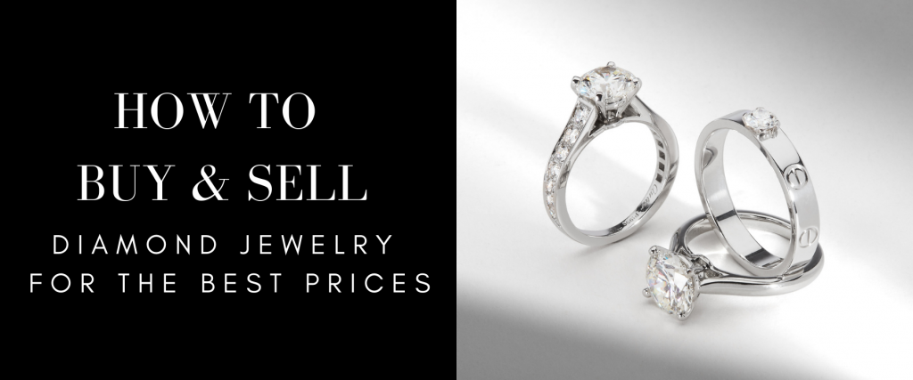 Buy and sell diamond jewelry for the best prices